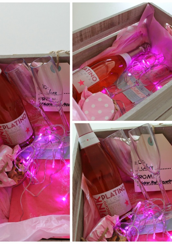 platino pink M