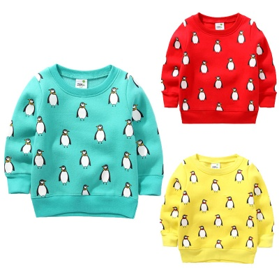 1 2015-Kids-Thermal-Sweatshirts-Blouse-for-Girls-Fleece-Lined-Children-s-Clothing-Cartoon-Autumn-Winter-C