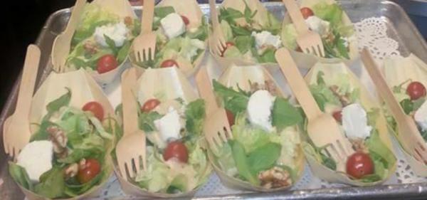 Geitenkaas salade fris & gezond-1